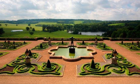 Five of the best landscape gardens art and design the for British landscape architects