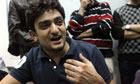 Egyptian cyberactivist Wael Ghonim