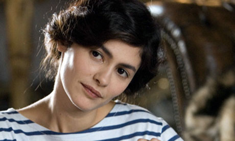 Audrey Tautou as the young Gabrielle Chanel in Coco Before Chanel