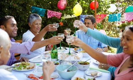 Family Garden Party Brita Garden Party Group