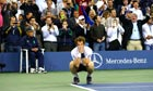 Andy Murray wins the US Open