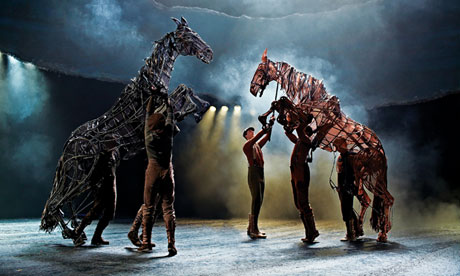 War Horse on Broadway