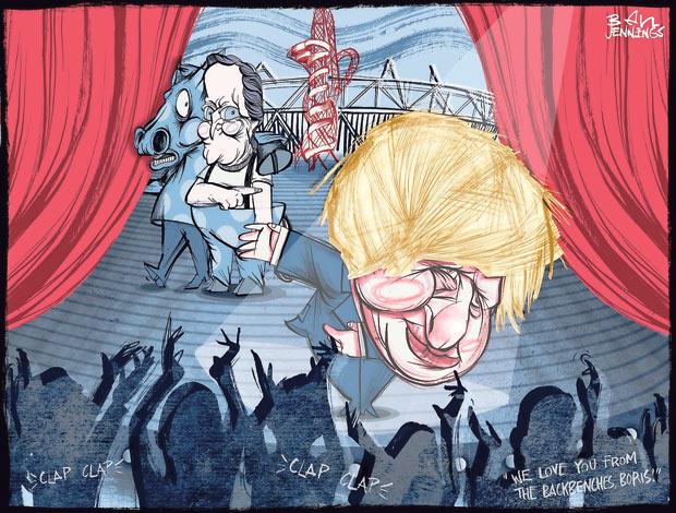 Ben Jennings cartoon, 10.09.2012