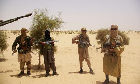 Ansar Dine - Malian Islamist group