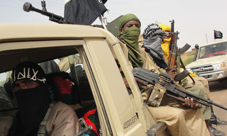 Ansar Dine Islamists in Mali