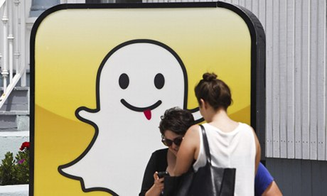 Snapchat's headquarters. Photograph: Bloomberg
