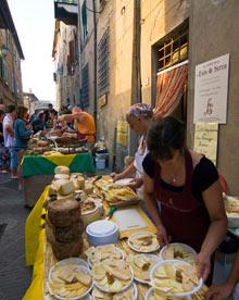 Apriti Borgo Festival, Campiglia Marittima, Livorno Province, Tuscany, Italy