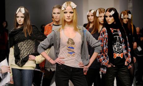 Estethica at London fashion week