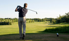 Liverpool: golfer