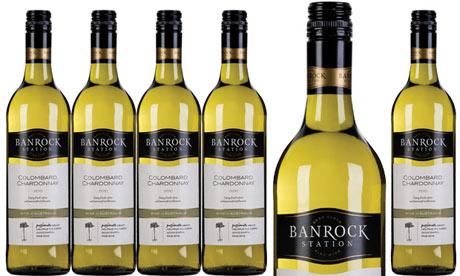 Banrock Station white wine