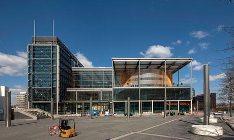 URS: Brent Civic Centre