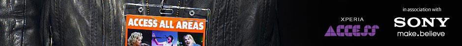 Xperia Access - Sony - Badge