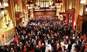 The Report: Gibraltar Day reception in London