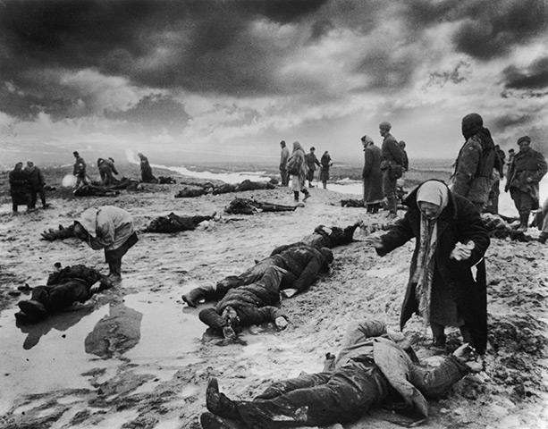 Europe 1900-1945: Kerch, Crimea, January 1942