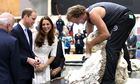 Prince William and Kate at Sydney Royal Easter show