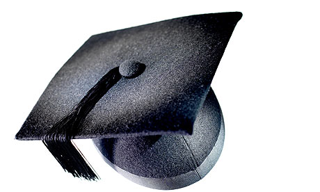 Universities: mortar board