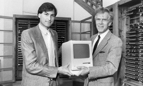 Steve Jobs historic picture