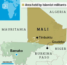 Mali graphic