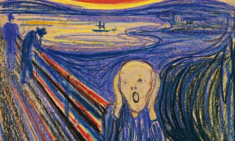 From the archive, 9 May 1994: Edvard Munch's stolen Scream ...