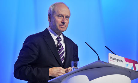 Michael Sandel at the Labour conference