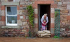 Septembers floods in Haddington, East Lothian