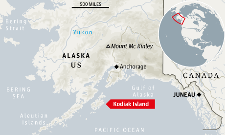 OilRig Alaska