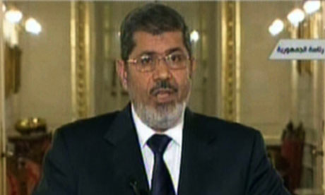 Mohamed Morsi http://www.guardian.co.uk/world/2013/jan/27/mohamed-morsi-emergency-provinces