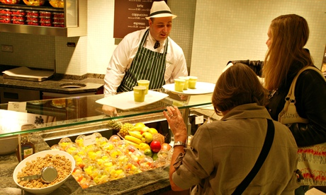 Waitrose scraps free tea and coffee for cafe table-hoggers