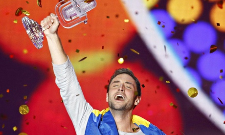 Sweden defeats Russia to grasp Eurovision song contest victory