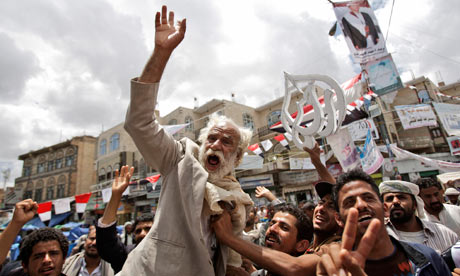 Anti-government protests, Yemen