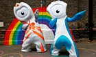 The 2012 Olympic and Paralympic mascots