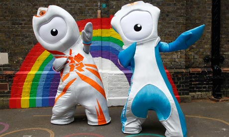 and Paralympic mascots