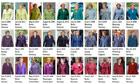 The many colours of Angela Merkel