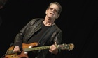Lou Reed performs at the Hop Farm Festival in Kent