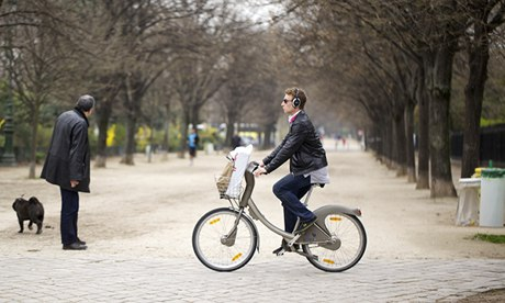 Paris Cycling