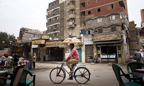 Cairo cycling