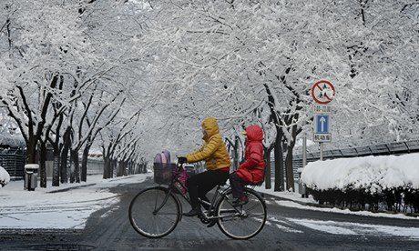 Beijing cycling