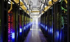 Google's data centre in Council Bluffs, Iowa