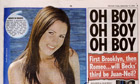 Page 3 of The Sun. September 10th 2004