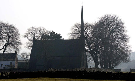 Country Diary: Kirkhaugh Church, Northumberland