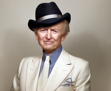 Tom Wolfe in 2012