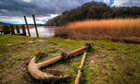 Country Diary: An old anchor at Cotehele quay, Cornwall