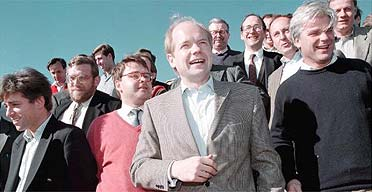 Tory away day, Eastbourne 1997