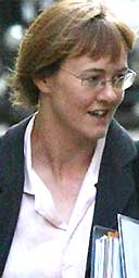 BBC journalist Susan Watts