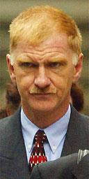 Wing Commander John Clark