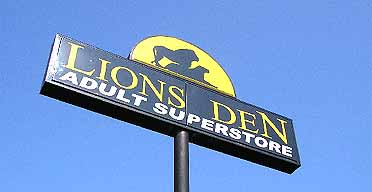 Hope, Lions den adult superstore you