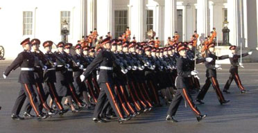 Inquiry Into Sandhurst Security Breach Uk News The