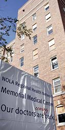 The New Orleans Memorial Medical Centre