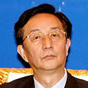 Chen Liangyu, Shanghai's Communist party secretary, who was dismissed today