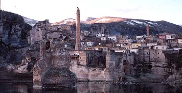 Hasankeyf, Turkey, near the site of the Ilisu dam